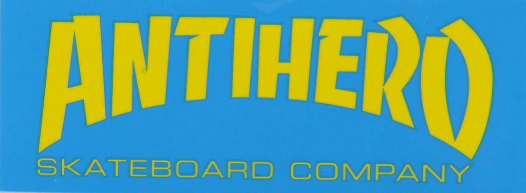 Anti-Hero Sk8 Company Small - Assorted Colors - Sticker