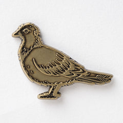 Anti-Hero Pigeon - Copper - Lapel Pin