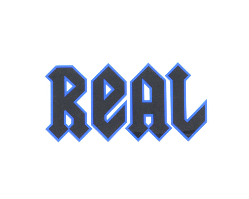 Real New Deeds Medium - Assorted Colors - Sticker