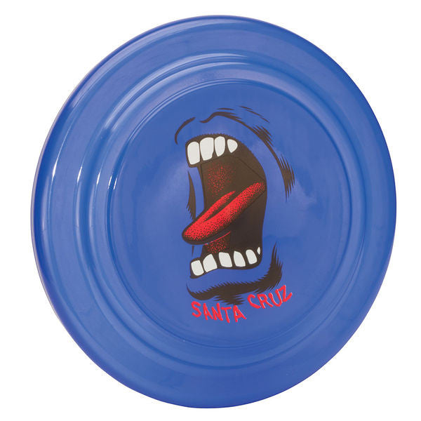 Santa Cruz Big Mouth Flyer Flying Disc - OS - Frisbee