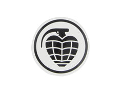 Thunder Circle Grenade Small - Assorted Colors - Sticker