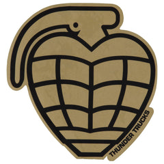 Thunder Ballin' Grenade - Assosted - Medium - Sticker