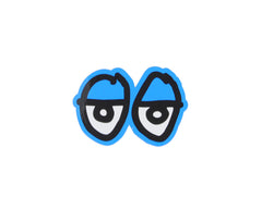 Krooked Eyes Diecut Medium - Assorted Colors - Sticker