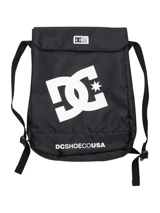 DC Seven Point 1 - Black - Cinch Bag