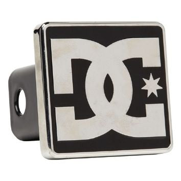 DC Towstar Hitch Cover - Skateboard Accessory