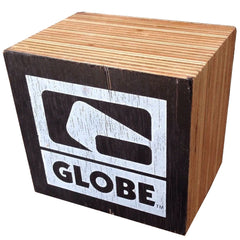 Globe Small Deck Cube - Black - Miscellaneous