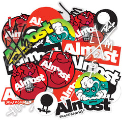 Almost Wack Pack - Assorted - Sticker