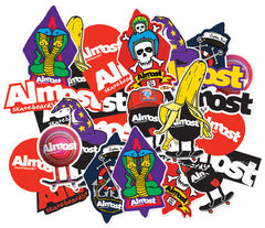 Almost Sticky Icky Pack- Assorted - Stickers
