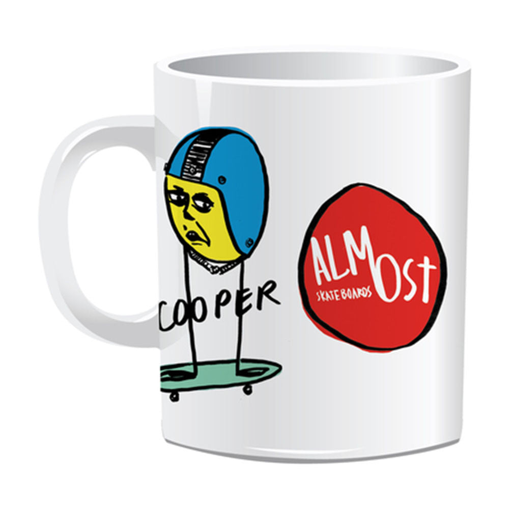 Almost Russ - Coffee Mug
