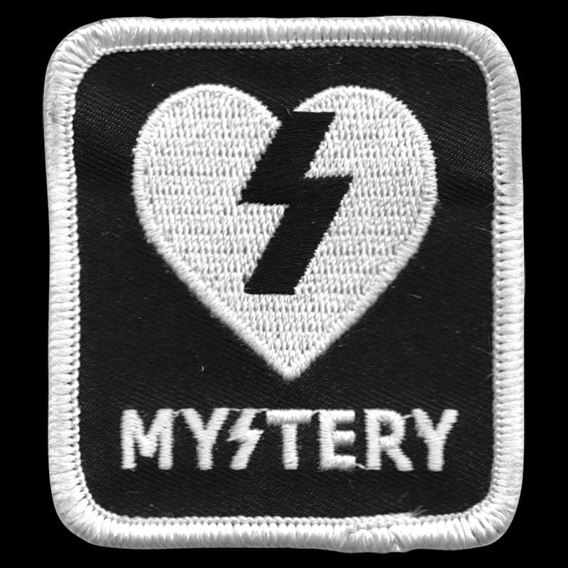 Mystery Heart Patch - Assorted - Apparel Accessories