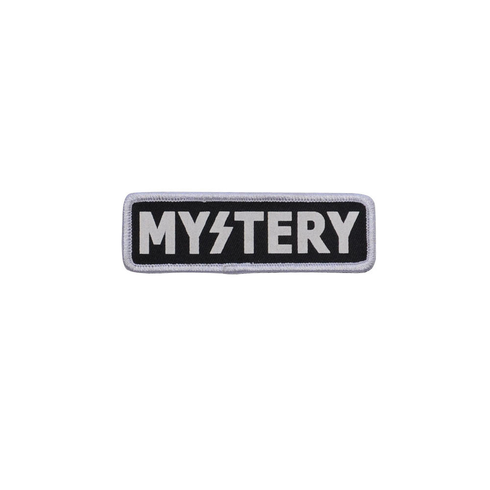 Mystery Logo Patch - Assorted - Apparel Accessories