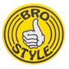 Bro Style Logo Medium - Assorted - Sticker