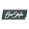 Bro Style Script Medium - Assorted - Sticker