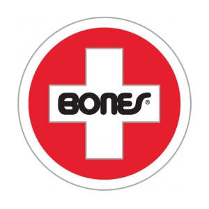 Bones Swiss Bearings - 3in - Sticker
