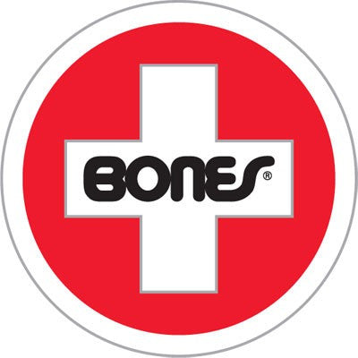 Bones Bearings Swiss Round - 16in - Sticker