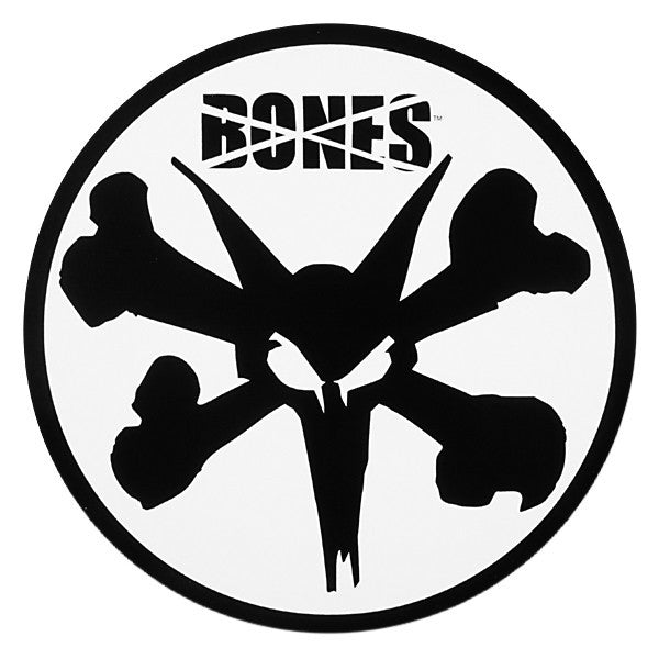 Bones Rat - Assorted Colors - 6in - Sticker