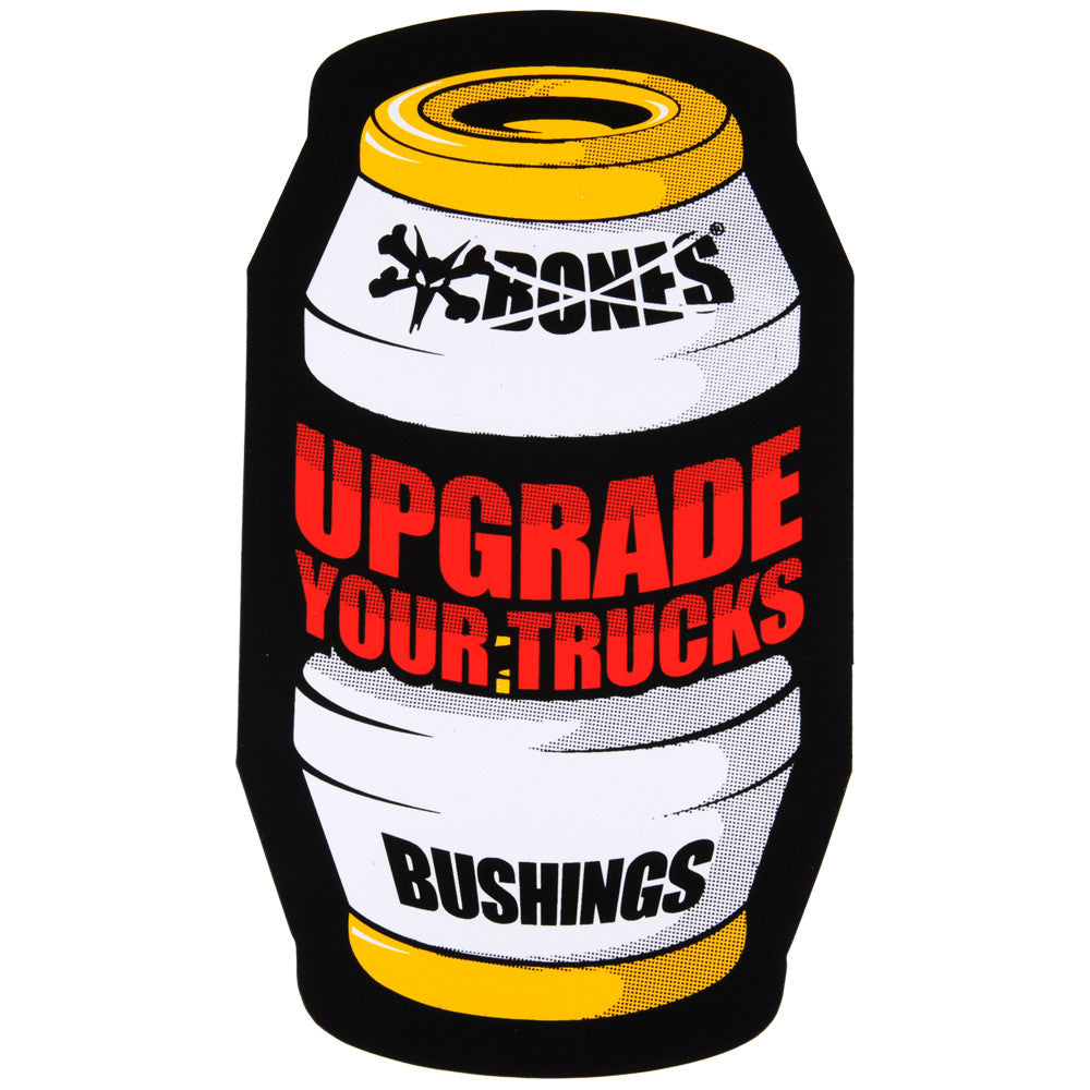 Bones Bushing Upgrade - Sticker