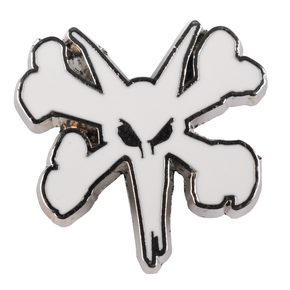 Bones Lapel Rat Pin - Buttons