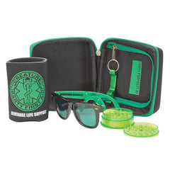 Creature Party First Aid Kit - Black - Apparel Accessory