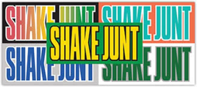 Shake Junt Mainline 2 - Multi/Assorted - Stickers