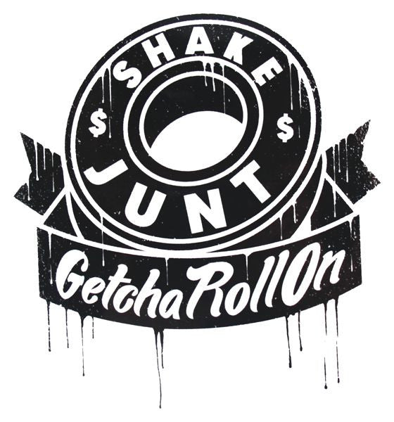 Shake Junt Getcha Roll On - Assorted - Stickers