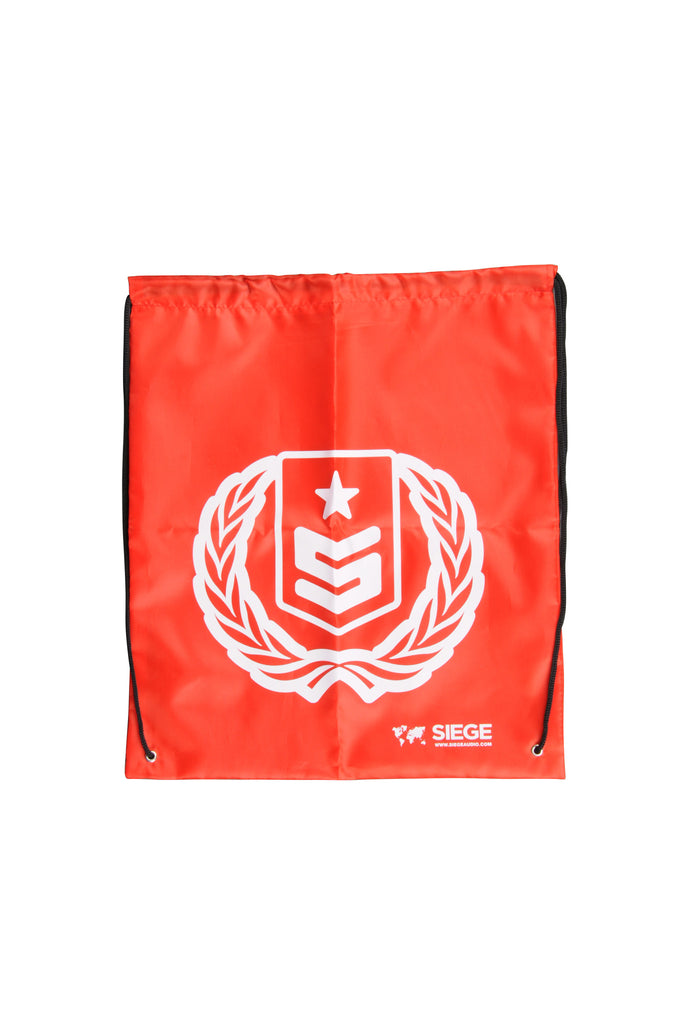 Siege Promo Bag - Red
