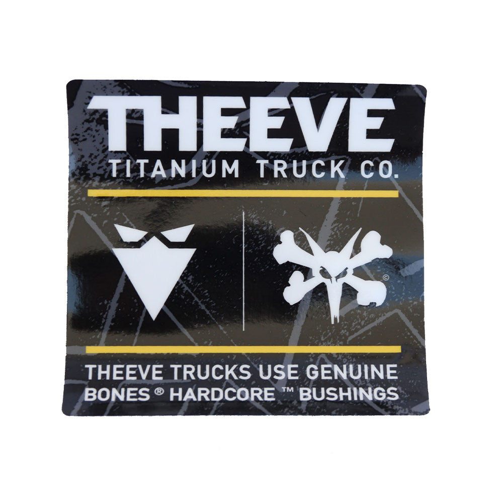 Theeve Dealer - Black - Sticker