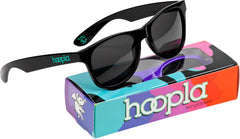 Hoopla - Black - Sunglasses