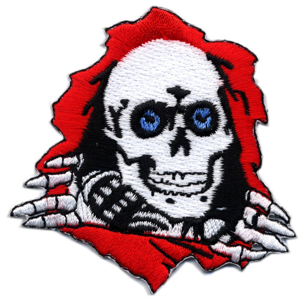 Powell Peralta Ripper 4.5in - Red/White/Black - Patch