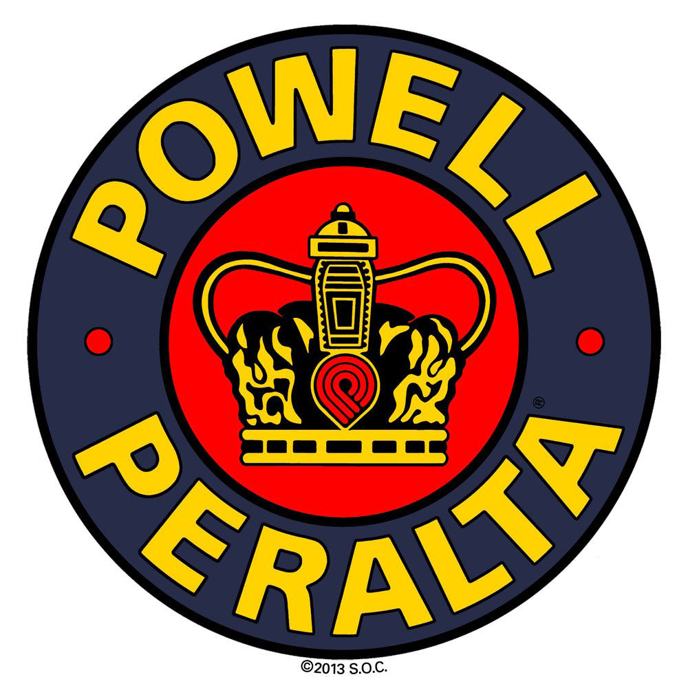 "Powell Peralta Supreme 2"" - Sticker"