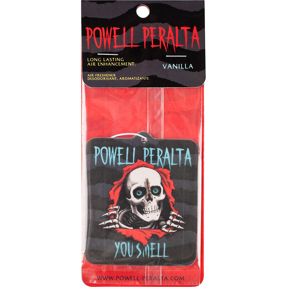 Powell Peralta Ripper - Vanilla Scented - Air Freshener