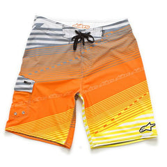 Alpinestars X-111 Boardshorts - Orange - Mens Boardshorts