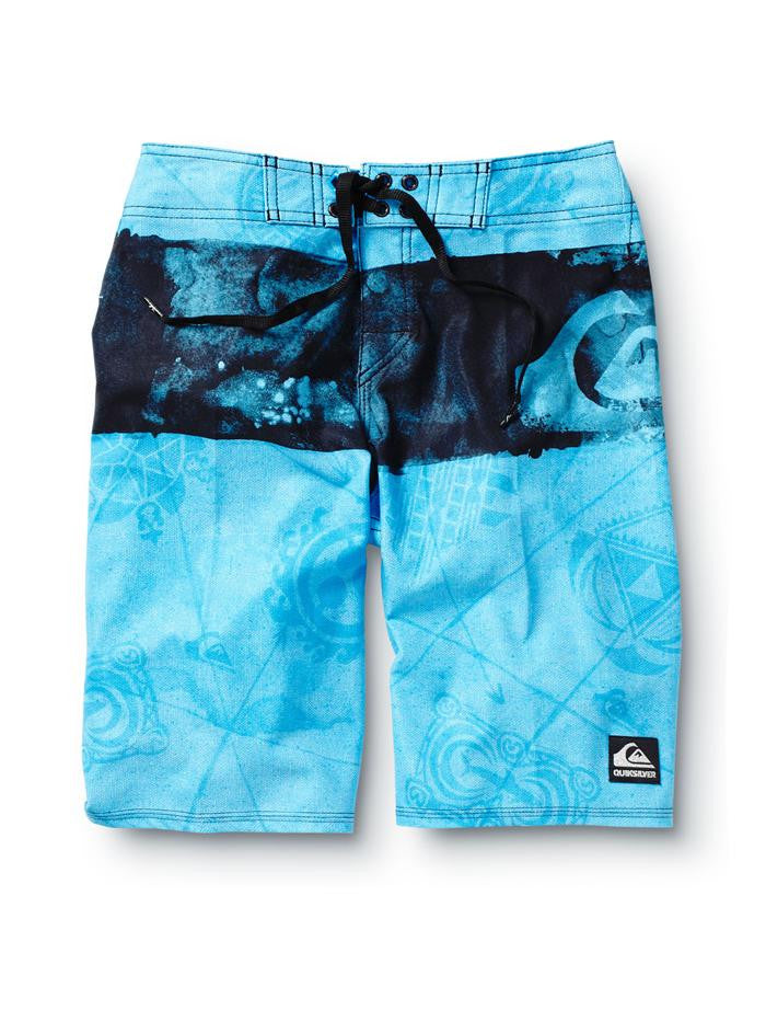 "Quiksilver Cypher Kelly Nomad 21"" Boardshorts - Blue - Mens Boardshorts"