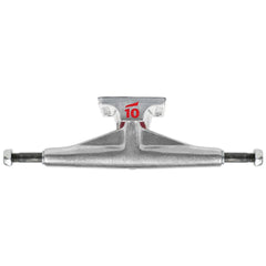 Tensor Aluminum Low Tens Raw - Raw Finish - 5.25 - Skateboard Trucks (Set of 2)