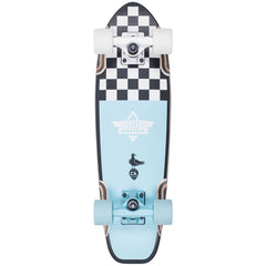 Dusters Bird Checker - Checker - 25in - Complete Skateboard