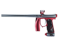 Empire Invert Mini S.E. Paintball Marker - Polished Grey/Red
