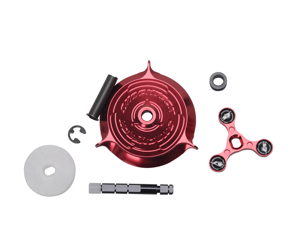 Shocktech Halo Hot Rod Upgrade Kit - Red