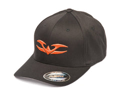 2012 Valken V Logo Hat - Neon Orange