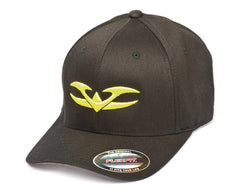 2012 Valken V Logo Hat - Neon Yellow