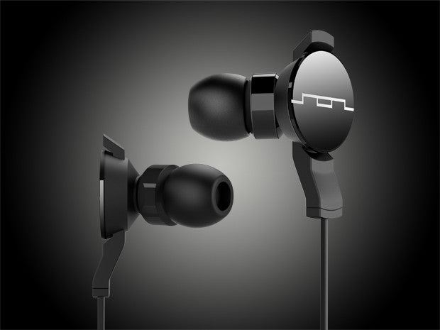 SOL Republic Amps In-Ear Headphones - Black - Headphones