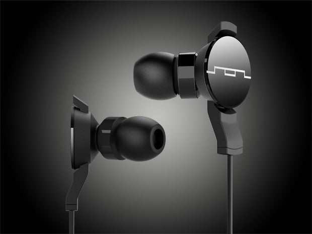 SOL Republic Amps HD In-Ear Headphones - Black - Headphones
