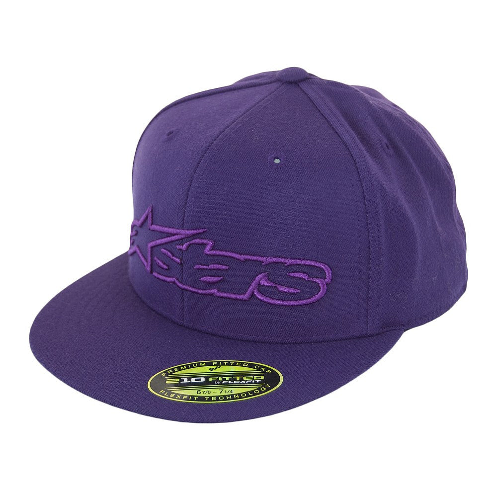 Alpinestars Ballistic 210 Hat - Purple - Men's Hat