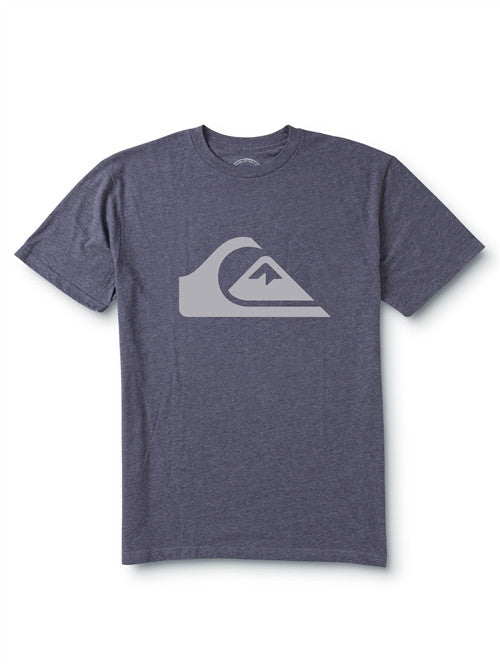 Quiksilver Mountain Wave T-Shirt - Navy - Mens T-Shirt