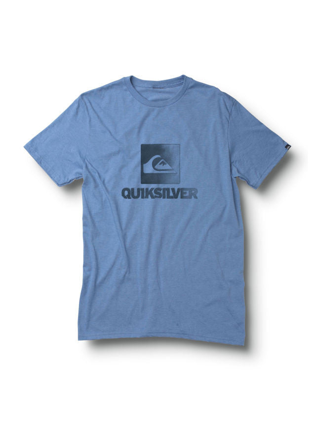 Quiksilver Southbound T-Shirt - Blue - Mens T-Shirt