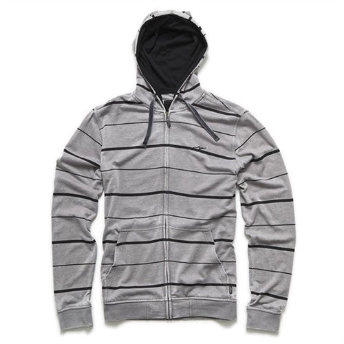 Alpinestars Burnout Fleece - Grey - Mens Sweatshirt