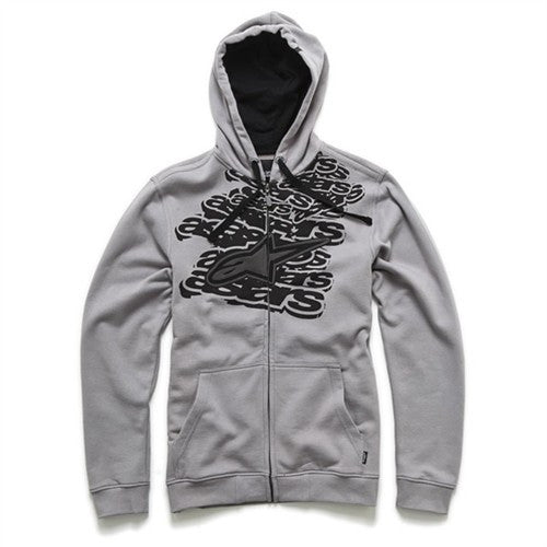 Alpinestars Mesher Fleece - Grey - Mens Sweatshirt