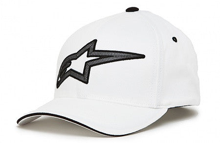 Alpinestars Reflect Flexfit Hat - White - Men's Hat