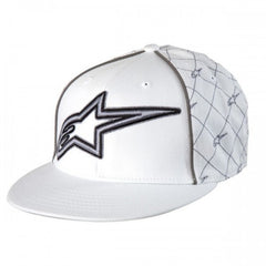 Alpinestars Boxtopper 210 Hat - White - Men's Hat
