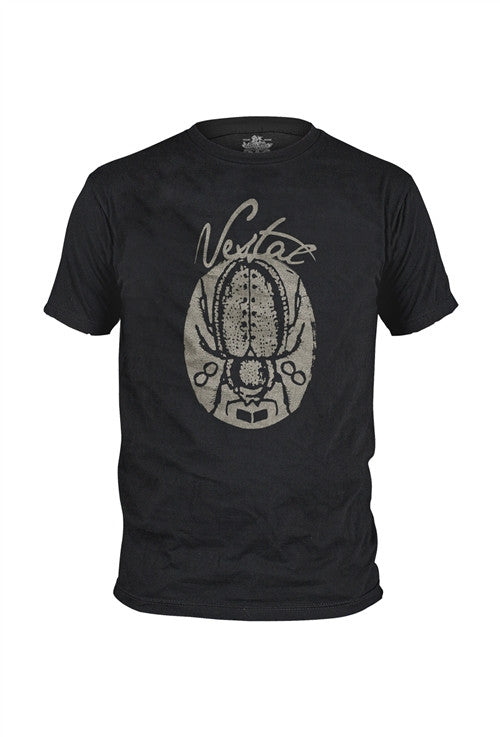 Vestal Roach T-Shirt - Black - Mens T-Shirt