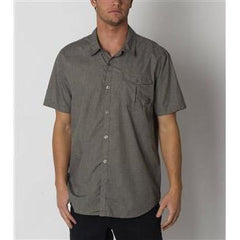 O'Neill Meyer Woven Shirt  - Green - Mens T-Shirt